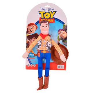 Woody Muñeco Soft El Vaquero Toy Story Disney New Toys