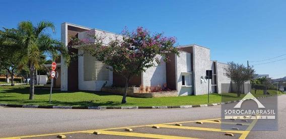 Casa Com 3 Dormitórios À Venda, 350 M² Por R$ 1.600.000 - Condomínio Fazenda Imperial - Sorocaba/sp - Ca0098
