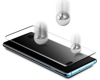 Película De Vidro Proteção 3d 4d 5d C/ Borda Galaxy S10