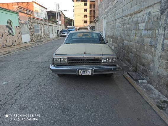 Chevrolet Malibu Malibu.año 1984.