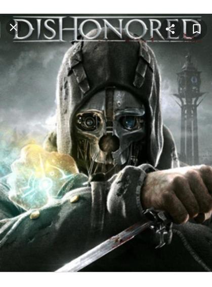 Jogo Xbox 360 Dishonored Jogo Original.