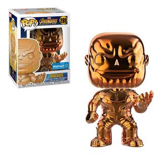 Funko Pop! M. Av. Inf. War - Thanos Orange Chr. (36222) 289