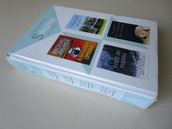 Seleções De Livros - 4 Romances Em 1 Livro