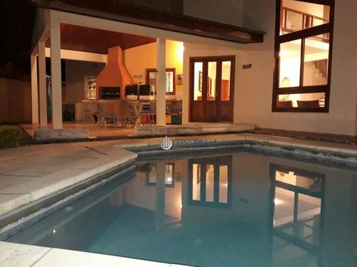 Casa Com 3 Dormitórios À Venda, 260 M² Por R$ 1.450.000,00 - Condomínio Altos Da Serra Ii - São José Dos Campos/sp - Ca0685