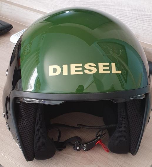 Capacete Agv Edição Especial Diesel