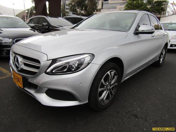 Mercedes Benz Clase C 180 Avantgarde 1.6 T At