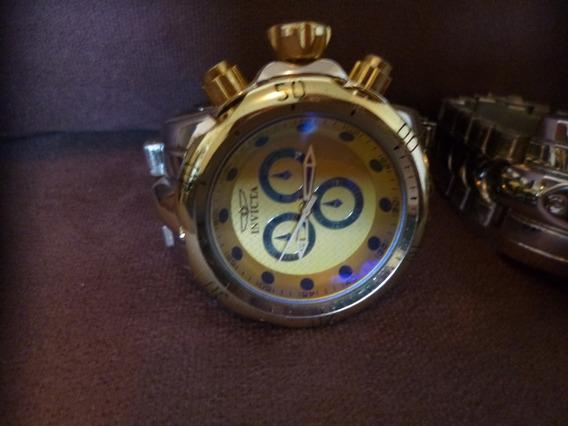 Sucata De Relógios Ostentação Para Conserto Ou Peças Lote 1