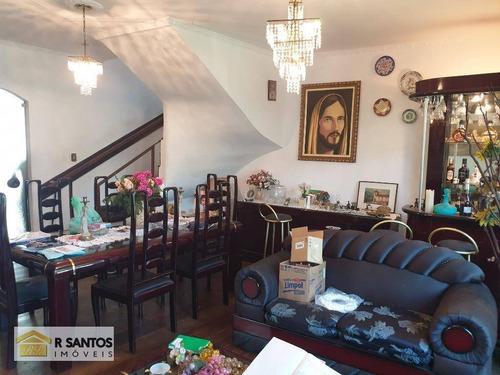 Sobrado Com 3 Dormitórios À Venda Ou Locação160 M² Por R$ 1.200.000 - Jardim Aeroporto - São Paulo/sp - So1359