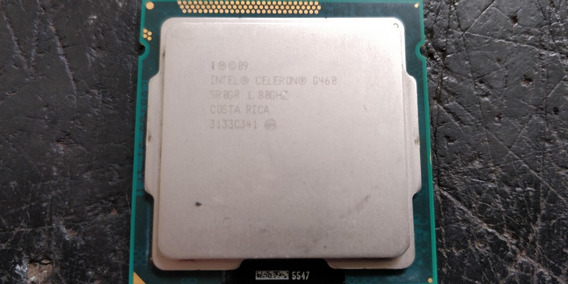 Processador 1155 Intel Celeron G460 1.80ghz C/ Cooler