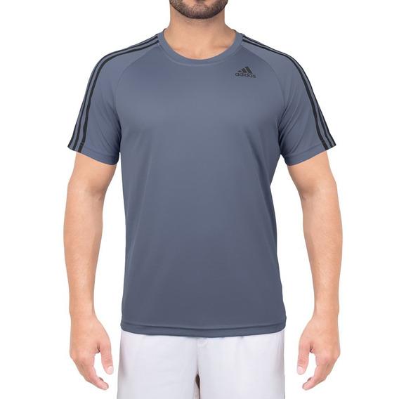 Camiseta adidas Ce4022 Raw Steel Original
