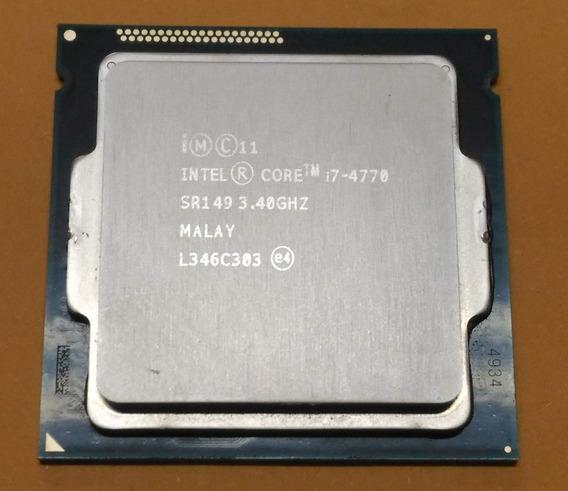 I7 4770 Turbo 3.9ghz 1150 Faço R$ 669 Melhor Que 4770s 4790s