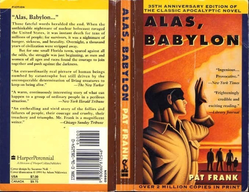 Alas, Babylon. Pat Frank