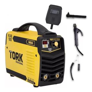 Inversora De Solda Kab 180a Ie7180 Tork - Bivolt Promoção