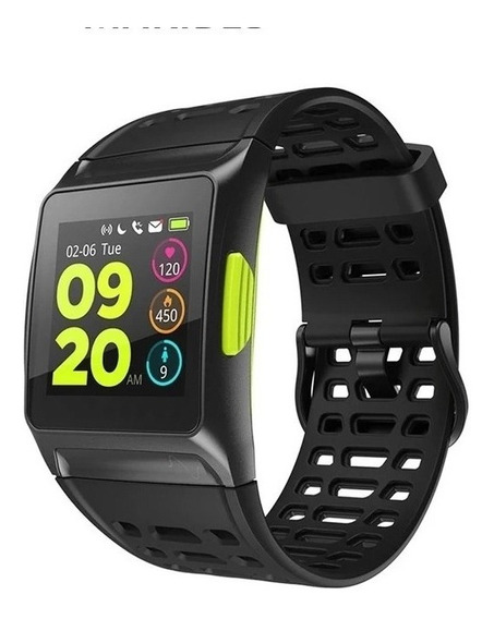 Strava Relogio Gps Makibes Br1 Via Bluetooth