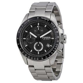 Relógio Fossil Aço Inox Cronógrafo Ch2600