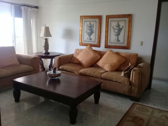 Apartamento Amueblado En Alquiler Full La Esperilla