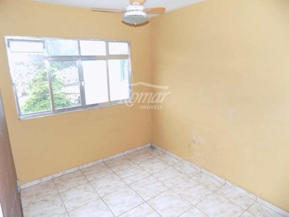 Apartamento Com 2 Dorms, Saboó, Santos, Cod: 439 - A439