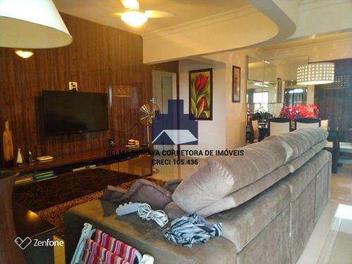 Apartamento À Venda No Bairro Vila Maceno - São José Do Rio Preto/sp - 2020069