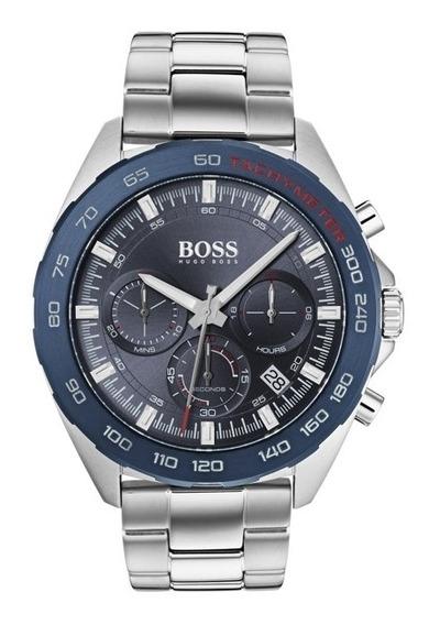 Relógio Masculino Hugo Boss Intensity 1513665 Completo