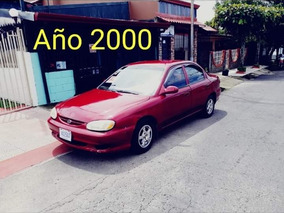 Kia Sephia Kia Sephia Año 2000