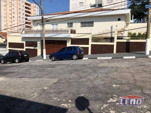 Imagem 1 de 29 de Casa Com 3 Dormitórios À Venda, 189 M² Por R$ 975.000,00 - Vila Laís - São Paulo/sp - Ca0348