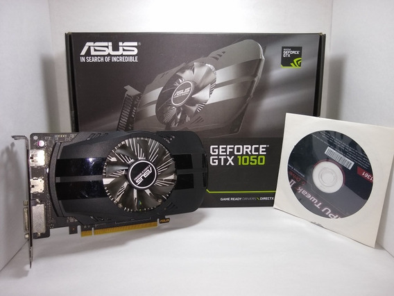Placa De Vídeo Asus Geforce Gtx 1050 - 2 Gb