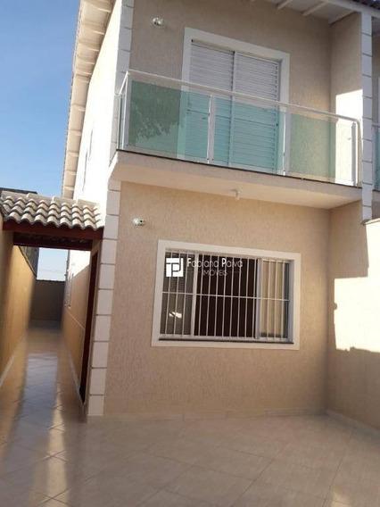 Casa Com 3 Dormitórios À Venda, 115 M² Por R$ 459.000 - Jardim Rincão - Arujá/sp - Ca0081