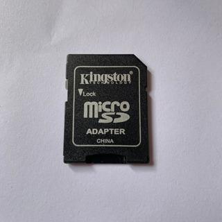 Adaptador Memory Stick Memory Card Microsd Kingston
