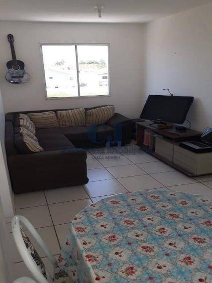 Apartamento Com 2 Dormitórios À Venda, 52 M² Por R$ 130.000 - Éden - Sorocaba/sp - Ap0029