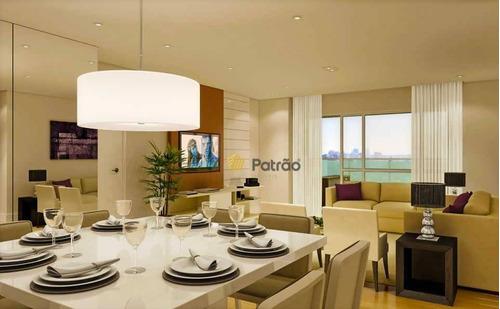 Apartamento À Venda, 173 M² Por R$ 1.470.000,00 - Centro - São Bernardo Do Campo/sp - Ap3023