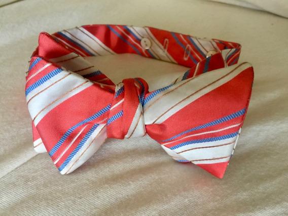 Corbata Bow Tie Humita Seda Papillón Pajarita No Ralph Boss