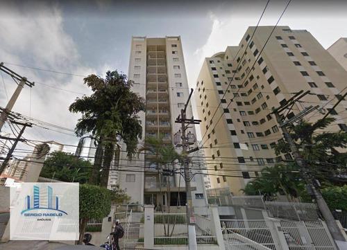 Imagem 1 de 10 de Apartamento Residencial Com 2 Dormitórios À Venda Na Avenida Itaboraí- Bosque Da Saúde, São Paulo/sp - Ap2290