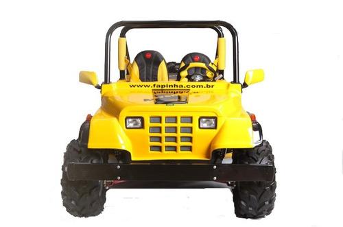 Fapinha - Mini Buggy Jeep Adventure