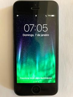 iPhone 5 16g Em Excelente Estado De Conservação