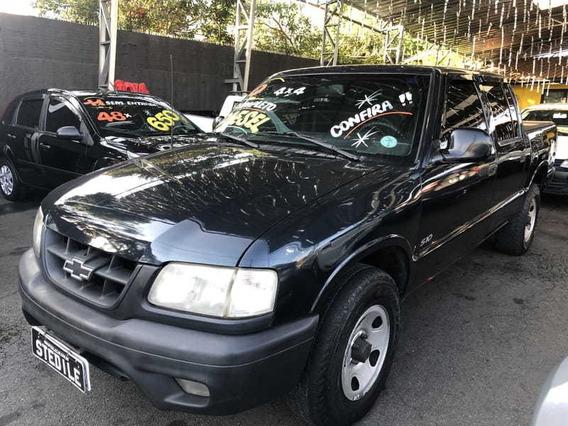 Chevrolet S-10 De Luxe 4x4 2.5 Cd Diesel 2000