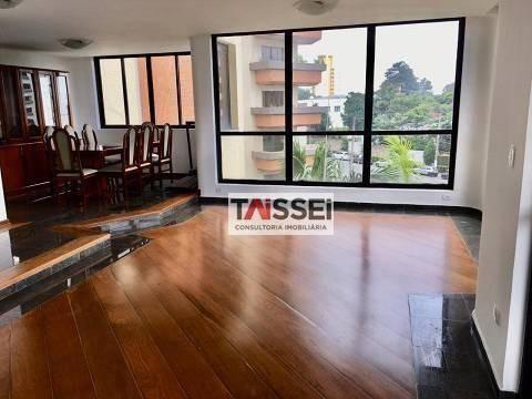 Apartamento Com 4 Dormitórios, 220 M² - Venda Por R$ 1.260.000,00 Ou Aluguel Por R$ 2.000,00/mês - Bosque Da Saúde - São Paulo/sp - Ap8304