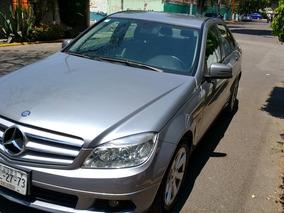 Mercedes Benz Clase C 4p C 180 Cgi Aut 2011