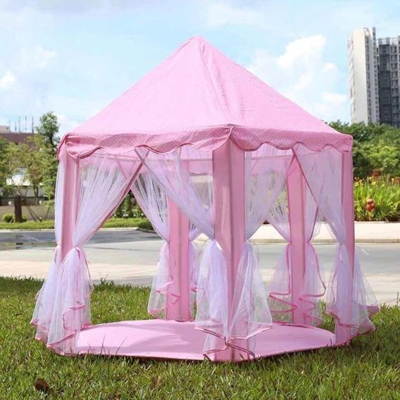 Tenda Cabana Castelo Infantil Princesas