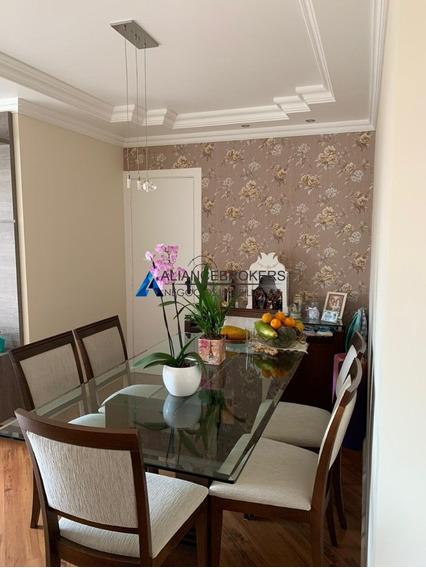 Apartamento Para Locação Com 3 Dormitórios No Bairro Eloy Chaves - Jundiaí - Sp - Ap04342 - 68106719