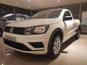 0km Volkswagen Saveiro 1.6 Cs 101cv Safety Cab Simple 2018 E