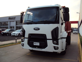 Ford Cargo1517 Chasis Color Blanco Año 2013