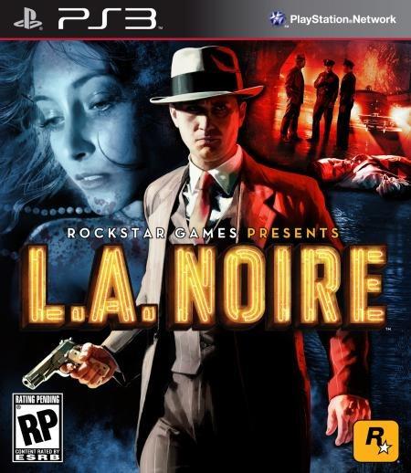 L.a. Noire Ps3 - Mídia Física   Com Nf E Garantia Playgorila