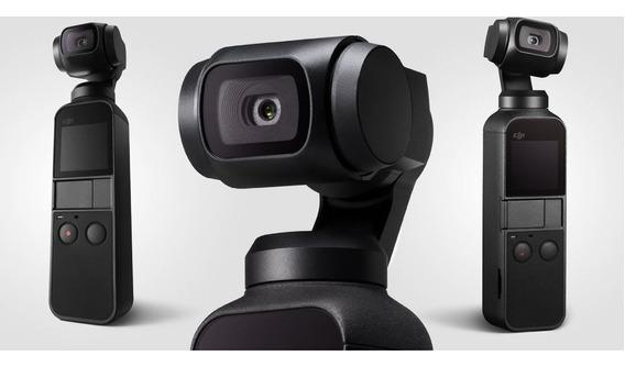 Dji Osmo Pocket - Câmera Digital 4k Com Estabilizador
