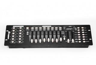 Mesa Controladora Dmx Iluminação Dreamer Cd01 192 Canais