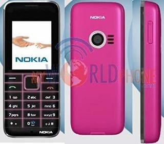 Nokia 3500 Desbloqueado Teléfono Celular Con Cámara De 2 Mp,