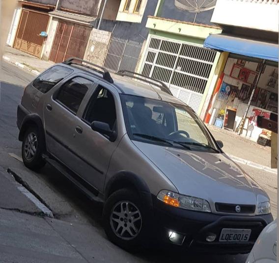 Fiat Palio Adventure 1.6 16v 5p 2002