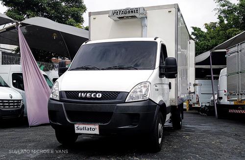 Iveco Daily 35 S14 Ano 2019 Refrigerada  À Pronta Entrega