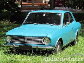 V E N D I D O Corcel Luxo 1971 Placa Preta - Ateliê Do Carro