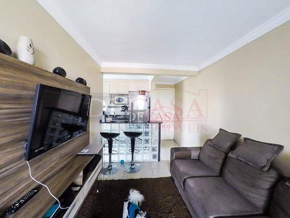 Apartamento Á Venda; Jardim Vista Alegre; Ferraz De Vasconcelos; 02 Dorm.; 1 Vaga - Ap3196