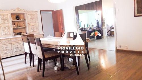 Apartamento À Venda, 3 Quartos, Flamengo - Rio De Janeiro/rj - 26928